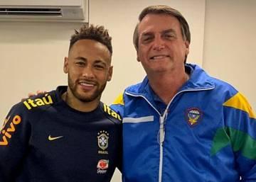 Neymar Me Virou E Cometeu O Ato Pedi Para Ele Parar Ele Continuou