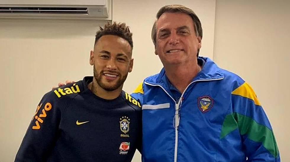 neymar bolsonaro acusaçao estupro
