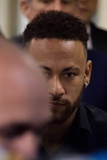 Neymar vai depor em São Paulo nesta quinta-feira.