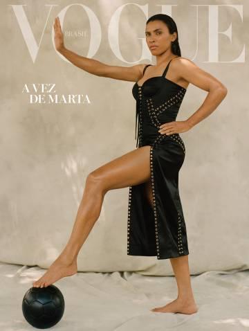 Marta capa da Vogue