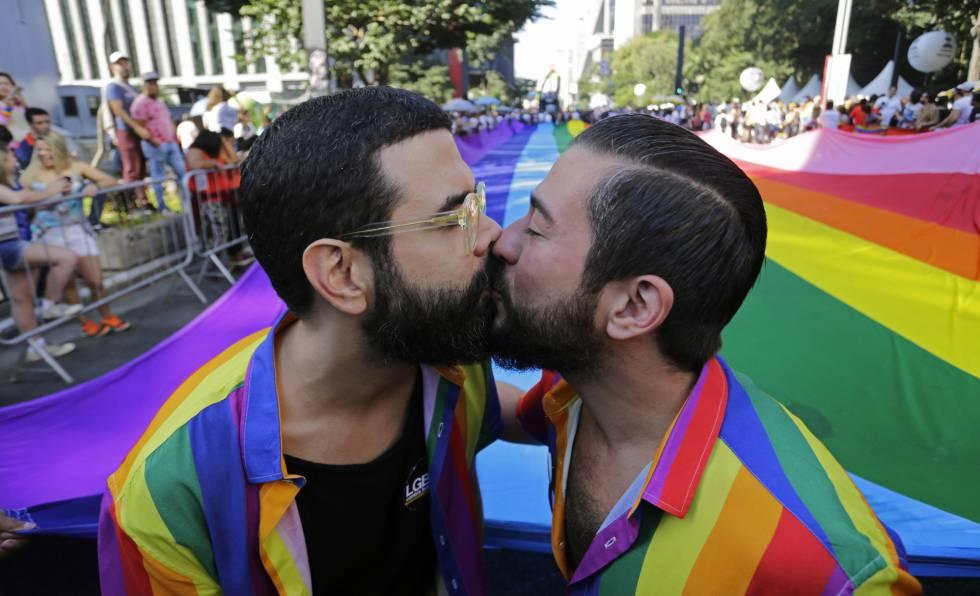 Parada do orgulho LGBT São Paulo 2019