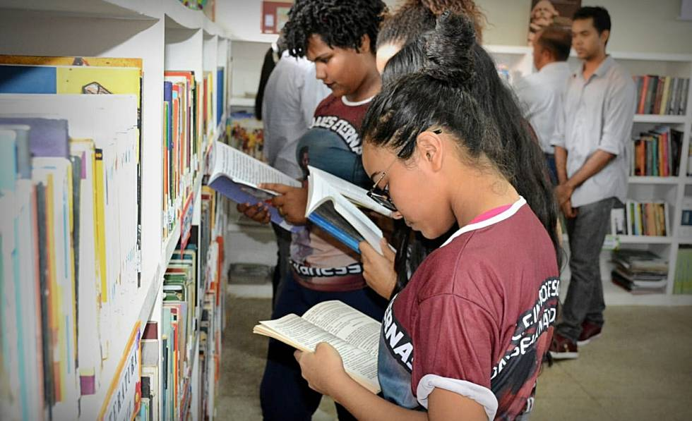 Bibliotecas estadios Copa Maceio Sao Luis