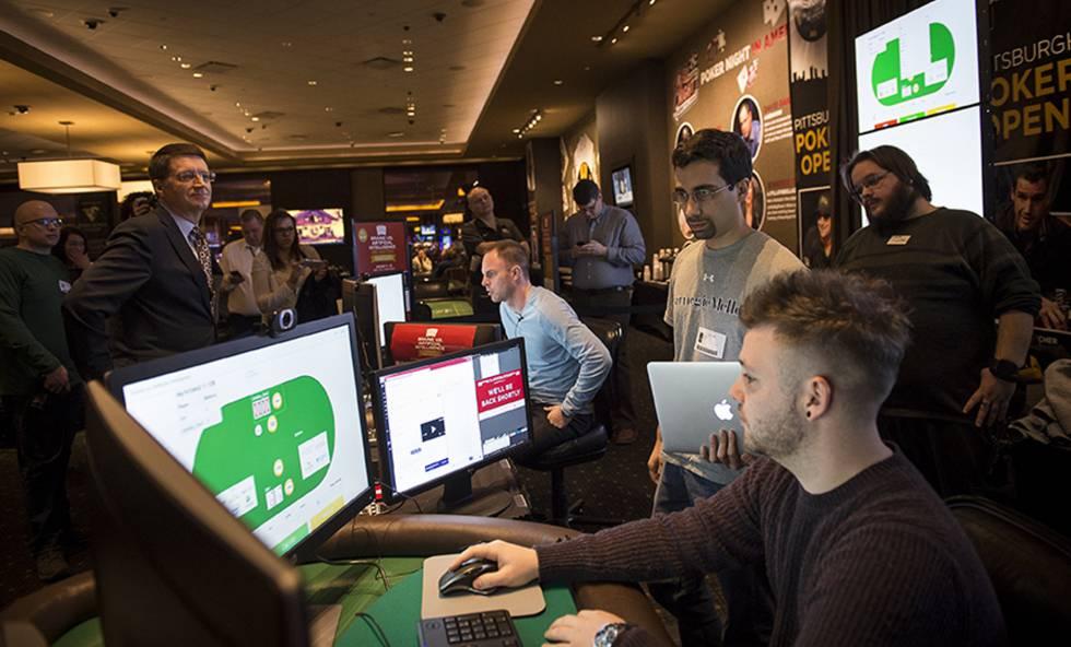 A máquina que vence os mestres do pôquer e na qual o Pentágono e o Facebook apostam