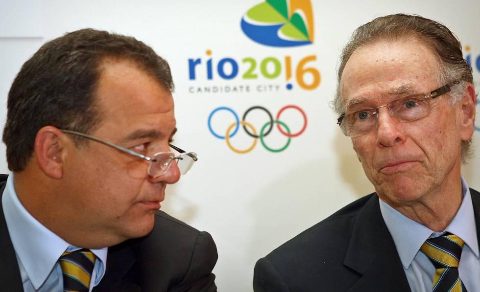 Cabral Nuzman propina Olimpiada Rio