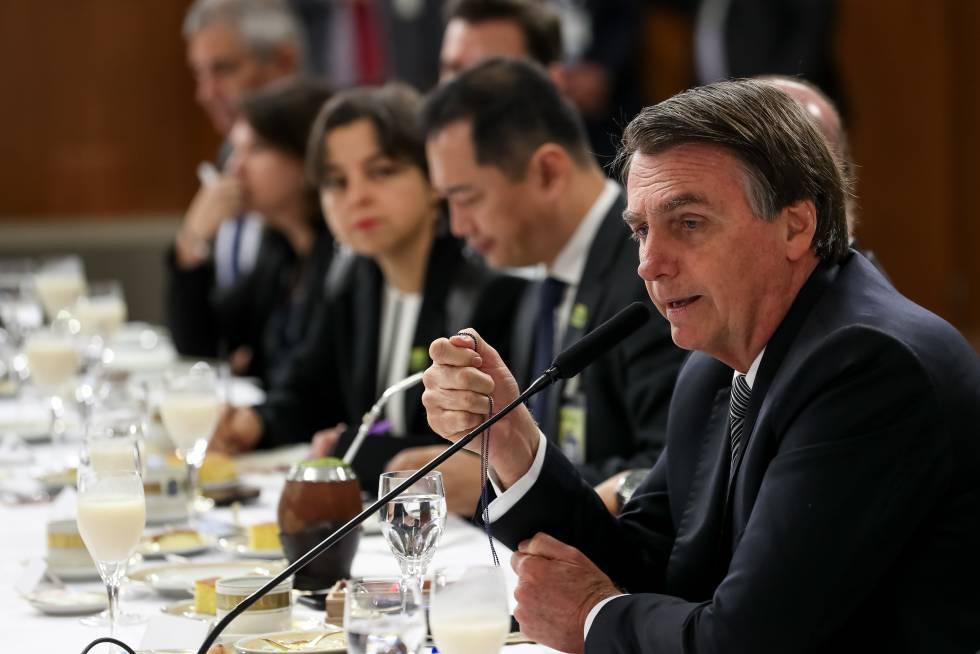 Jair Bolsonaro fome