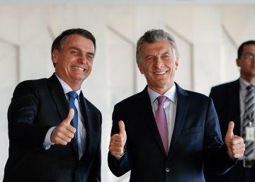 O jogo de risco de Bolsonaro com a Argentina