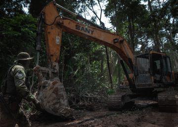 O inédito respaldo do Planalto a garimpeiros de áreas protegidas na Amazônia