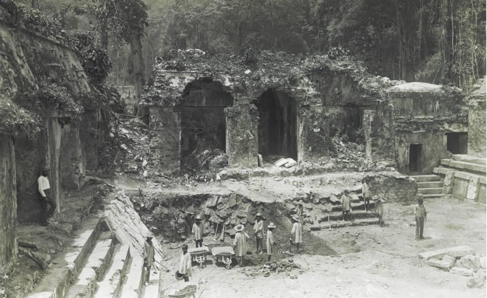 As imagens inéditas do mundo maia