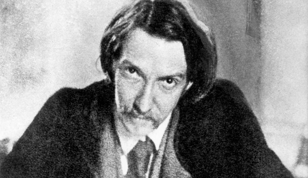 Robert Louis Stevenson.