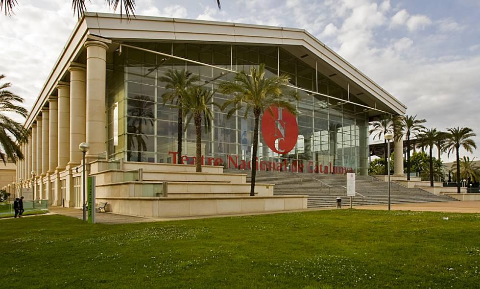 El 080 barcelona fashion se celebrar al teatre nacional for Teatre nacional de catalunya