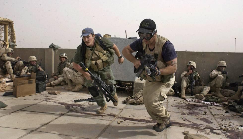 contractors iraq