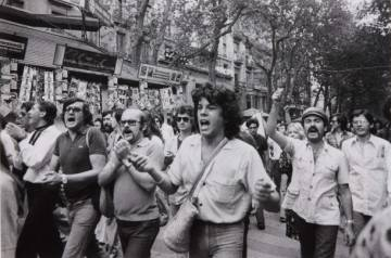 Movimiento gay barcelona protestas