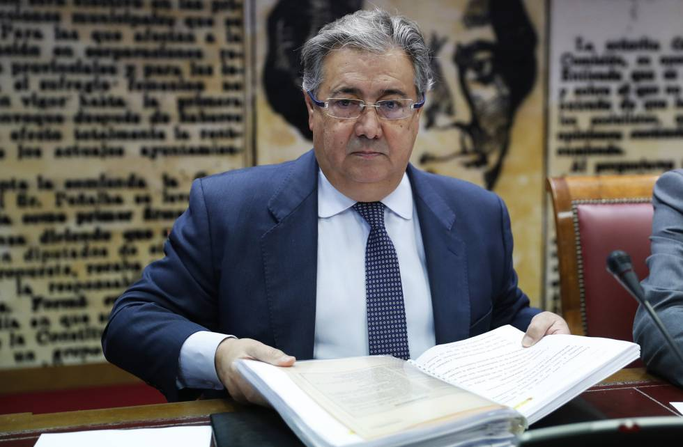 L estat intensifica els controls davant d un possible for Ministre interior