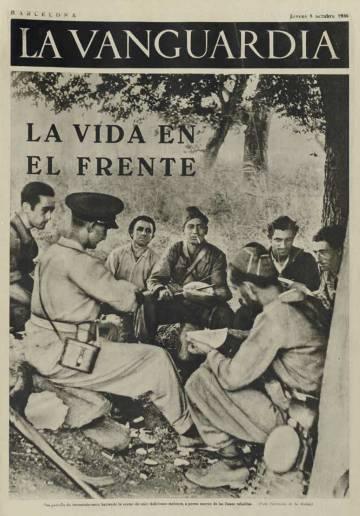 Foto de Carrasco de la Rubia per a 'La Vanguardia'.