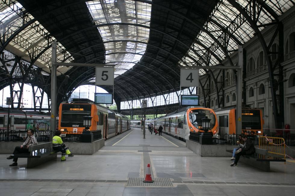 La Estacion De Francia Un Templo Ferroviario De Barcelona En