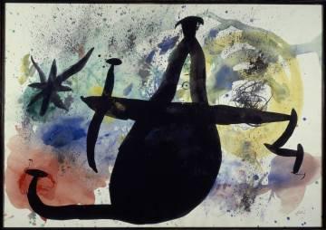 Aquesta obra de Miró és una de les propostes del diari de confinament.