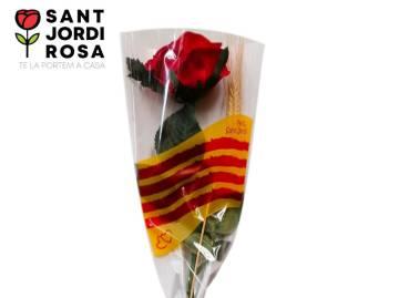 Cinc maneres de celebrar el Sant Jordi en confinament