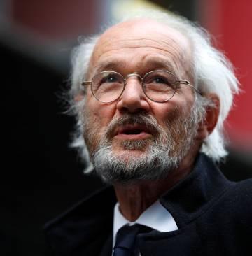 John Shipton, pare de Julian Assange.
