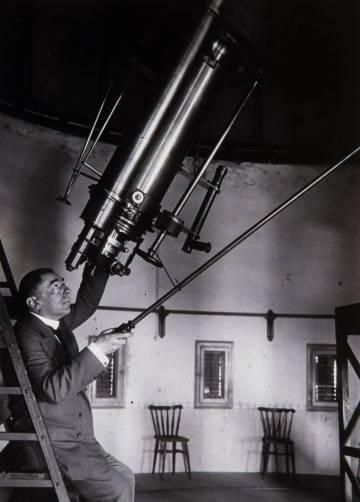 L'astrònom Josep Comàs i Solà, descobridor de l'atmosfera de Tità, el primer català que es va fer un nom entre les estrelles.