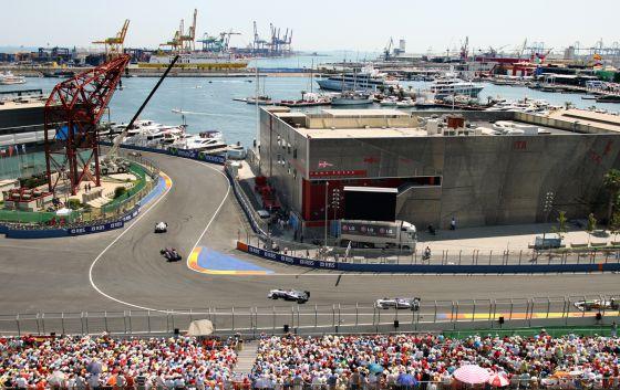 Circuito Urbano De Valencia : Ecclestone cobra tres veces lo que ingresa la fórmula en