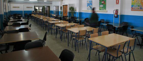 Los comedores escolares afectados por la crisis de for Mision de un comedor industrial