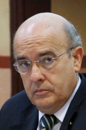 Boi Ruiz, consejero de Salud.