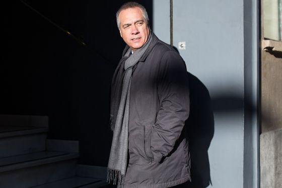 Pere Navarro, líder del PSC. / ALBERT GARCÍA