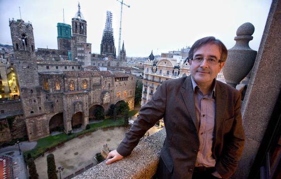 Jordi Ausàs, en una foto de archivo. / MARCEL.LÍ SAENZ