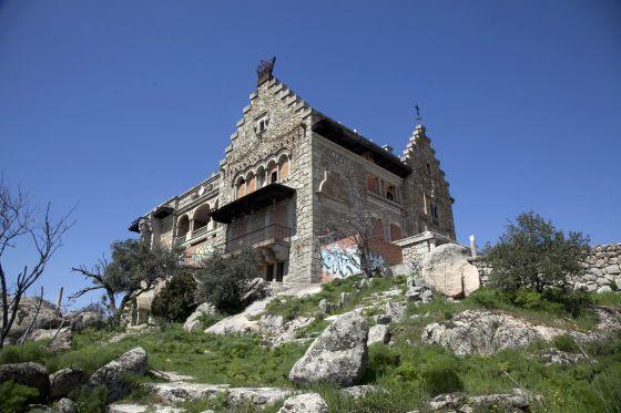 El canto del pico amenaza ruina madrid el pa s - Casa de franco torrelodones ...