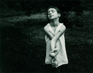 'Nancy, Danville, Virginia, 1969', de Emmet Gowin.