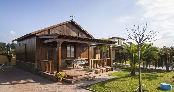 Vejer planta cara a la construcci n de casas prefabricadas en el palmar andaluc a el pa s - Casas de madera en cadiz ...