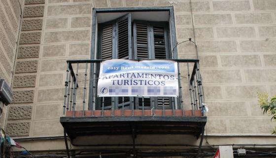 Carmena limitar a 90 d as los alquileres de pisos a for Licencia apartamento turistico madrid