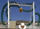 What caused teenage tourist to fall to his death at Alicante theme park?