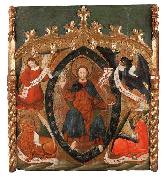 Unas sesenta obras de arte medieval, a la venta en Barcelona ...