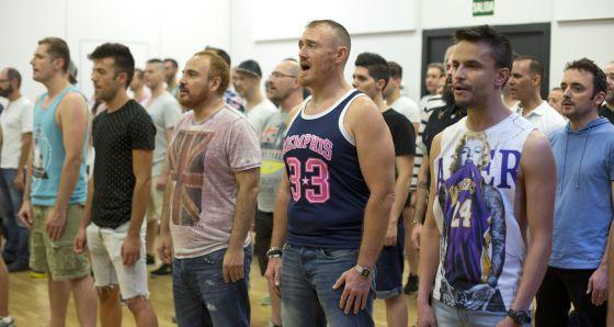 coro gay galicia