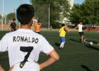 A soccer academy for Latin American kids flourishes in Madrid