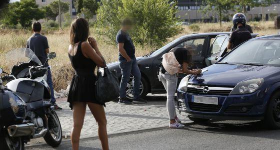 prostitutas españa porno francisco granados prostitutas