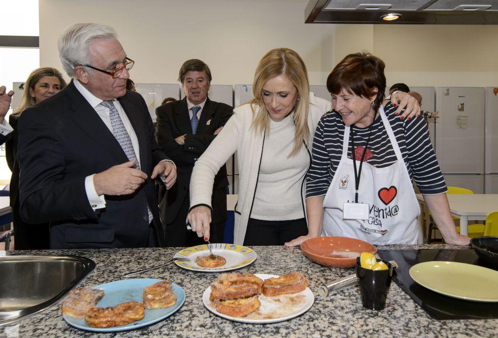 Mcdonald s el ni o jes s incorpora un hogar para familias for Casa mcdonald