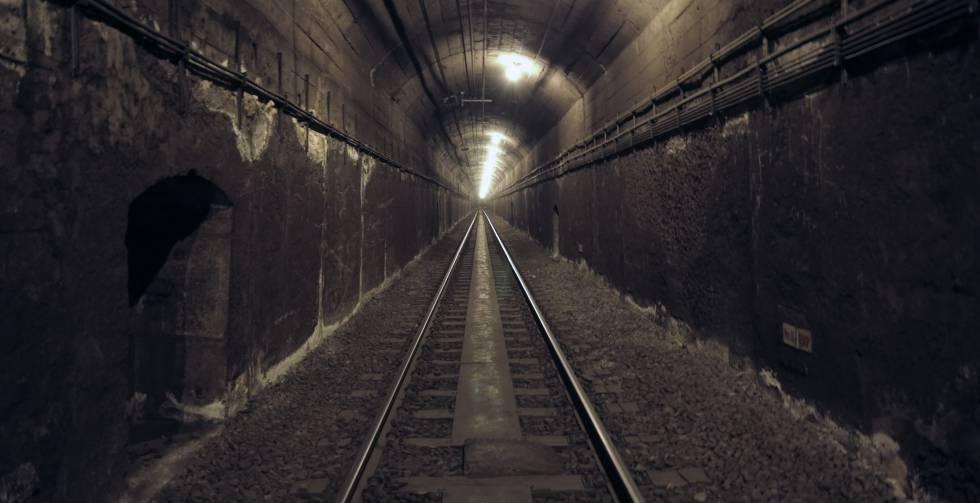 Historia De Madrid Los Túneles Olvidados Del Metro Madrid El País