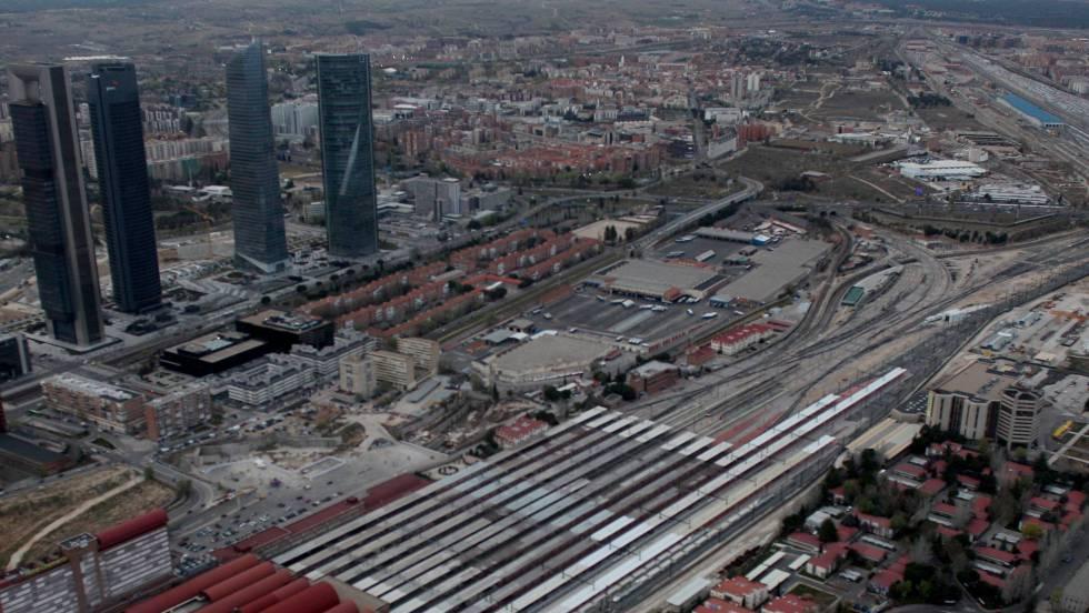 Madrid entierra definitivamente la Operación Chamartín diseñada por el BBVA
