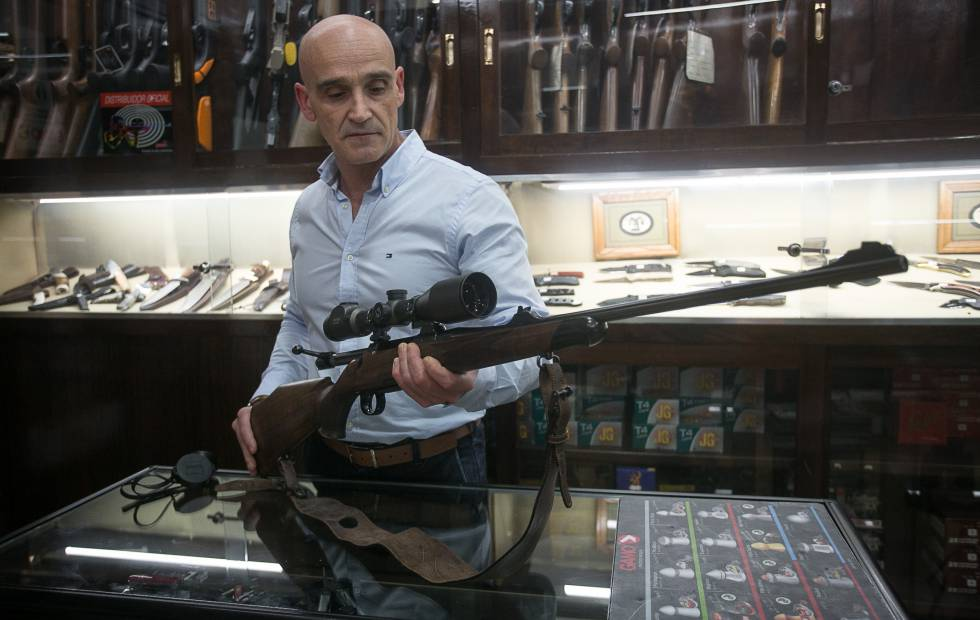 Arms and munitions in Spain: Who are Spain's gun owners