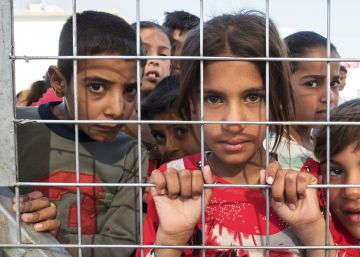 Unicef produce un documental sobre los campos de refugiados en Irak