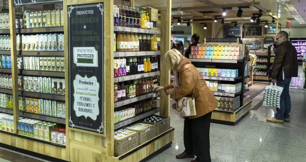 el corte ingl233s se lanza a la venta de productos