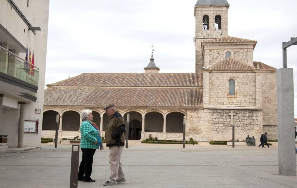 Depresi n general en torres de la alameda madrid el pa s - Piscina torres de la alameda ...