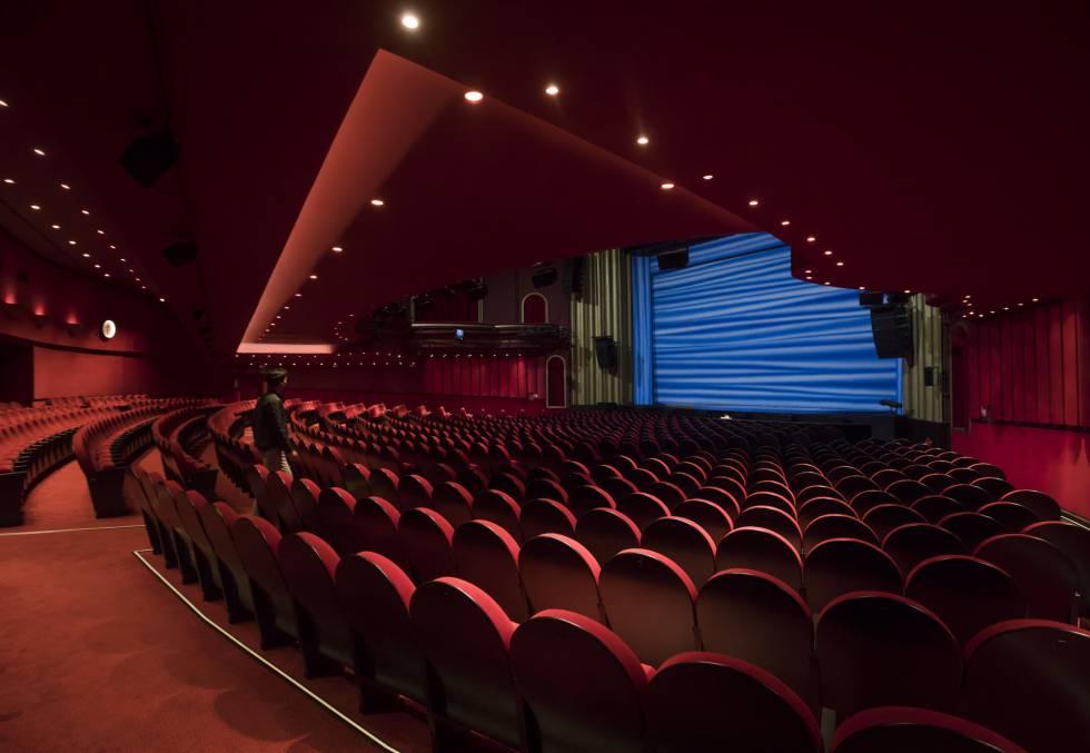 Musicales que cambian teatros madrid el pa s - Teatro coliseum madrid interior ...