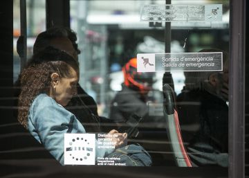 Wifi en el bus de Barcelona: WhatsApp sí, YouTube no