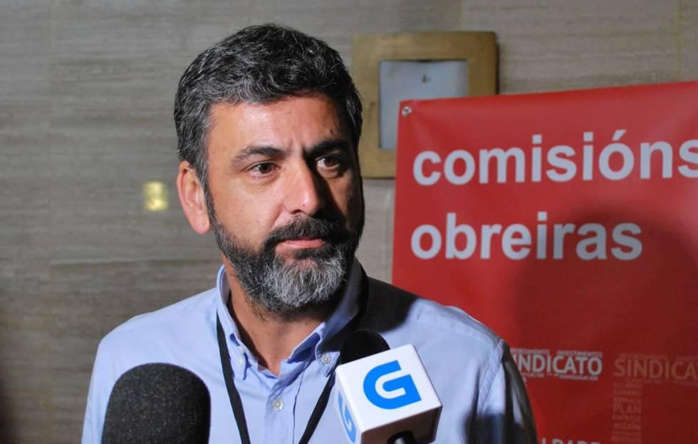 Noticias sobre Ignacio Fernández Toxo | EL PAÍS
