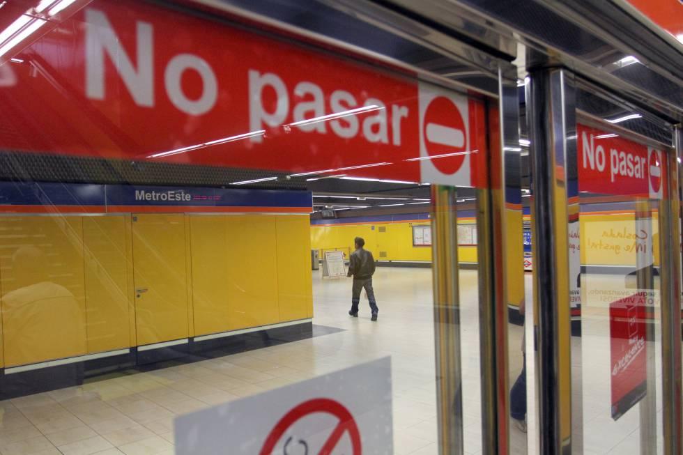 Una maquinista de metro de madrid denuncia vejaciones y - La maquinista metro ...
