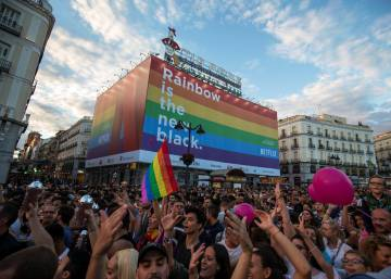 La marcha del Orgullo Gay 2017 en Madrid