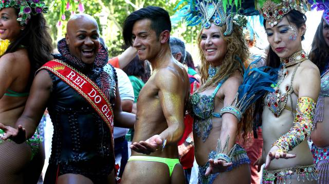 Resultado de imagen de dia del orgullo gay